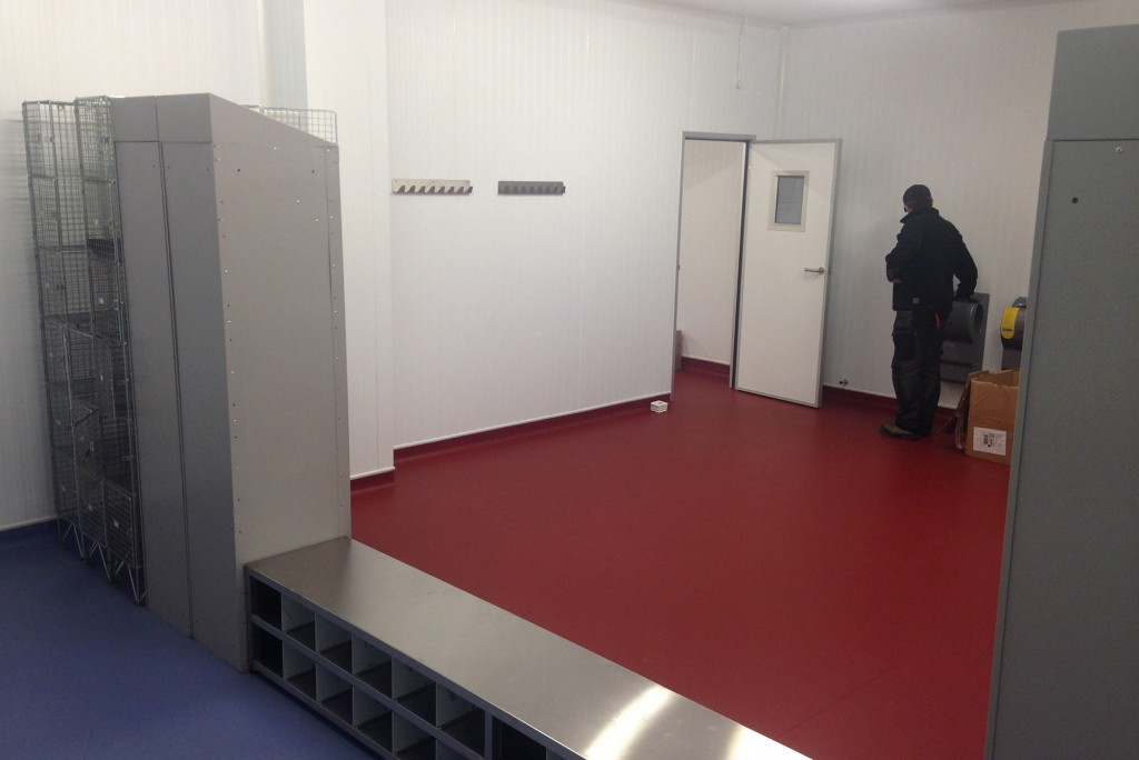 Industrial Cold Room Design Supply Installation Price