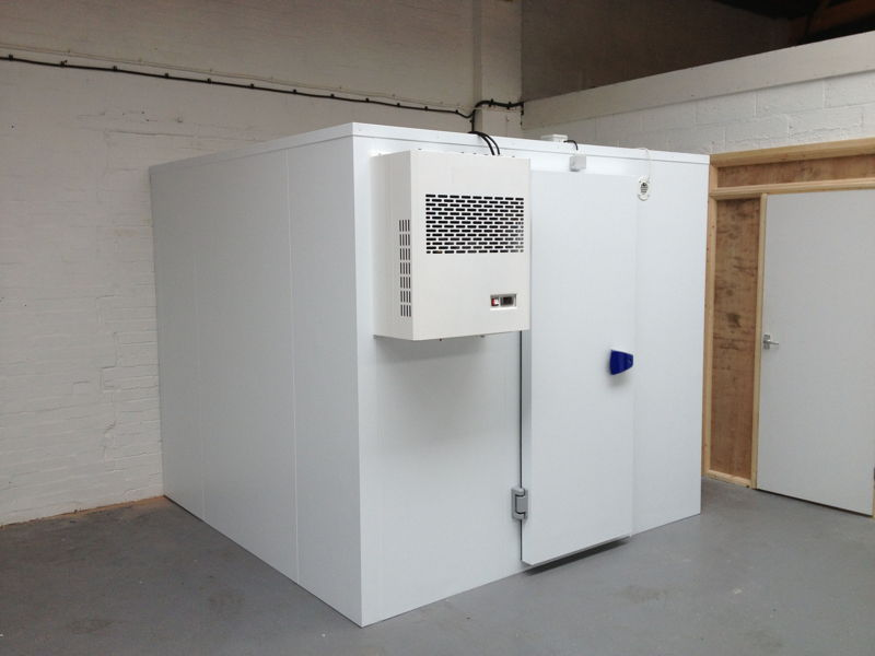 Berkhampstead Freezer Cold Room Modular Cold Rooms